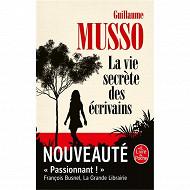 Guillaume Musso - Le vie secrète des écrivains