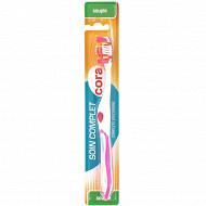 Cora brosse à dents soin complet x1 souple