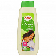 Cora shampooing familial amande douce 500ml