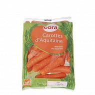 Cora carottes le sachet 1kg