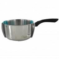 Cora casserole 20cm inox manche soft touch