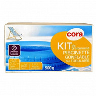 Kit de traitement piscinette
