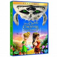 Dvd Clochette et la créature légendaire
