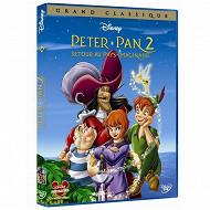 Dvd peter pan 2 retour au pays imaginaire