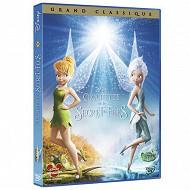 Dvd Clochette et le secret des fées