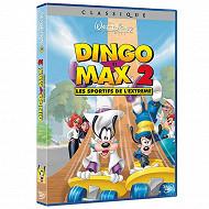 Dvd Dingo et Max 2 : les sportifs de l'extrême