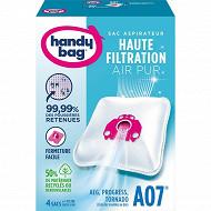Handy bag sac aspirateur réf.A07