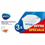Brita Pack de 3 cartouches Maxtra+ offre spéciale 1030943