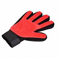 Ventéo gant de brossage pour animaux de compagnie
