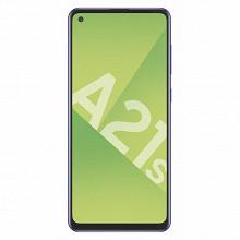 """Samsung Smartphone 6.5"""" GALAXY A21S BLEU"""