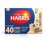 Harris 40 cubes allume feu 100% naturels fsc 160g