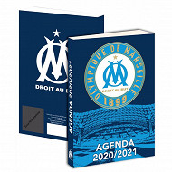 Agenda scolaire 2020-2021 olympique de marseille