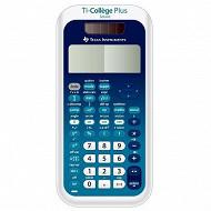 Texas instrument calculatrice scientifique scolaire ti collège plus