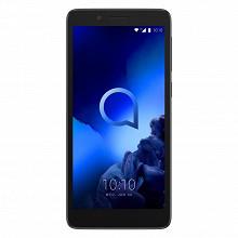 "Alcatel Smartphone 4.95"" 1C VOLCANO BLACK"