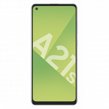 "Samsung Smartphone 6.5"" GALAXY A21S BLANC"