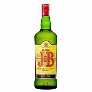 J&B rare whisky 1L 40%vol