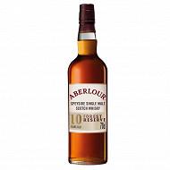 Aberlour scotch whisky single malt 10ans 70cl 40%vol