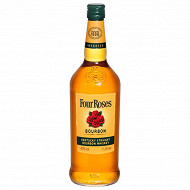 Four Roses bourbon 40% vol 1l