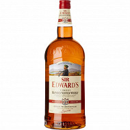 Sir Edward's whisky 2 litres 40% Vol.