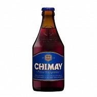 Chimay bleue bière 33 cl 9% Vol.
