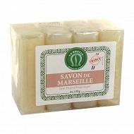 La boucle savon de marseille brut hypoallergenique 4x100g