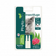 Riga gouttes insectifuges chat x2