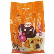 Cora croquettes pour chien junior 3kg