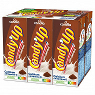 Candy'Up chocolaté 6x20cl
