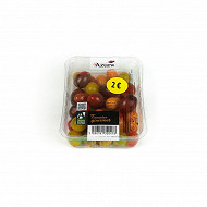 Tomate cerise ronde mixte 400g