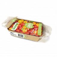 Tomate cerise mélange barquette 350g sans pesticide