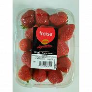 Cora degustation fraise barquette de 250g