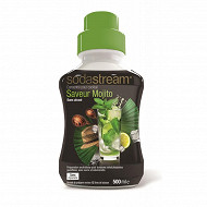 Sodastream Concentré mojito 500ml 30025504