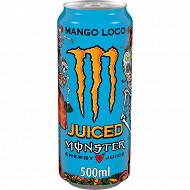 Monster mango loco boite 50cl