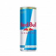 Red Bull sans sucre 250ml
