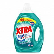 Xtra - lessive liquide - fraicheur+ 2.2l - 44 lavages
