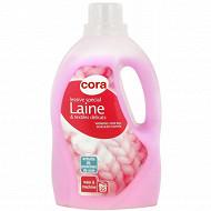 Cora lessive liquide spéciale laine 1.5l