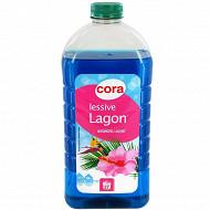 Cora lessive liquide lagon ecopack 1.755l