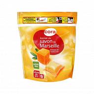 Cora lessive doses hydro Marseille 20x24.5ml