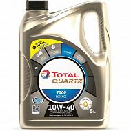 Huile total quartz 7000 10W-40 essence