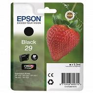 Epson Cartouche d'encre T2981 Fraise Noir