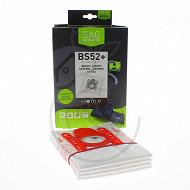 Home Equipement sac synthétique pour aspirateur X4 HEBS52+