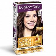 Eugène Color les naturelles n°3 châtain clair