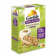 Gerblé muesli avoine sans gluten 375g