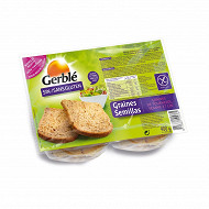 Gerblé pain aux graines sans gluten 400g