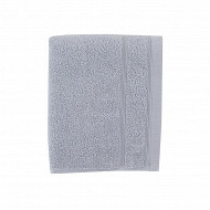Serviette 50x80 prima gris perle