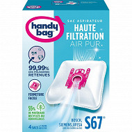 Handy bag sac aspirateur S67