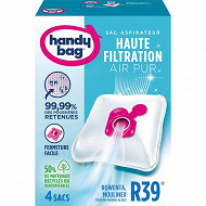 Handy bag Sac aspirateur R39
