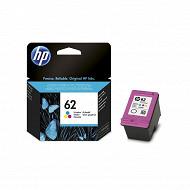 HP Cartouche d'encre 62 Couleurs