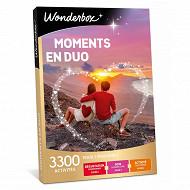 Wonderbox Moments en duo