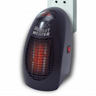 Venteo chauffage soufflant thermo céramique fast heather